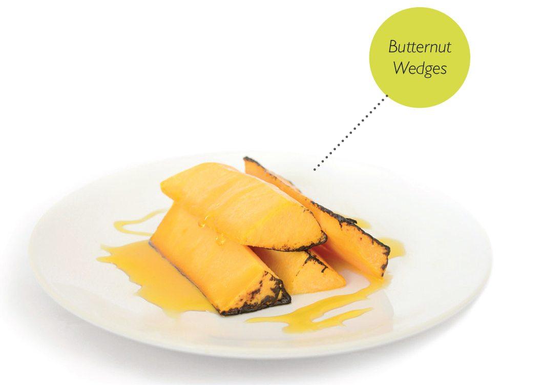 butternut wedges